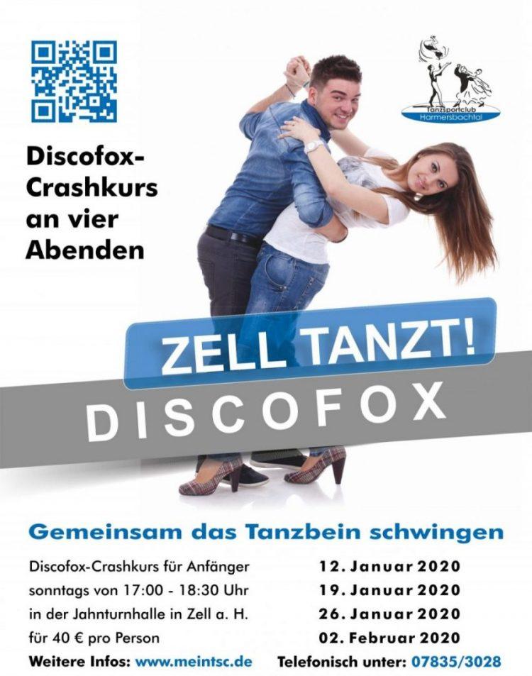 Zell tanzt! Discofox Crashkurs